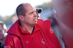 MAN Rally Team présentation: Frank Deene
