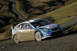 Валентино Росси и Карло Кассиона, Stobart VK M-Sport Ford Rally Team Ford Focus RS WRC 07