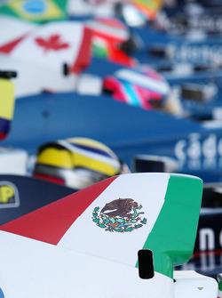 Les pilotes sont prêts pour la course