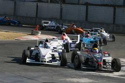 Mikael Grenier, Apex-HBR Racing Team, Jim Pla, DAMS Team