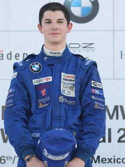 Podium: le vainqueur du World Final Alexander Rossi