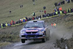 Bernardo Sousa et Jorge Carralho, Mitsubishi Lancer Evo X