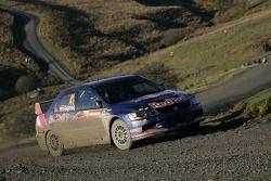 Andreas Aigner et Klaus Wicha, Mitsubishi Lancer Evo IX
