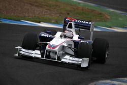 Christian Klien, pilote d'essai BMW Sauber F1 Team
