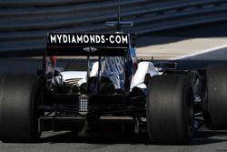 Kazuki Nakajima, Williams F1 Team, voiture interim 2009