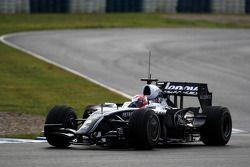 Kazuki Nakajima, Williams F1 Team, FW30 voiture interim 2009