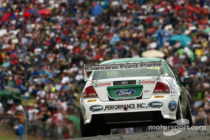 Steven Richards (Ford Performance Racing Ford Falcon BF) at