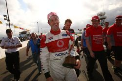 Jamie Whincup is the 2008 V8 Supercar champion
