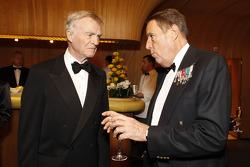 FIA President Max Mosley and Automobile Club of Monaco President Michel Boeri