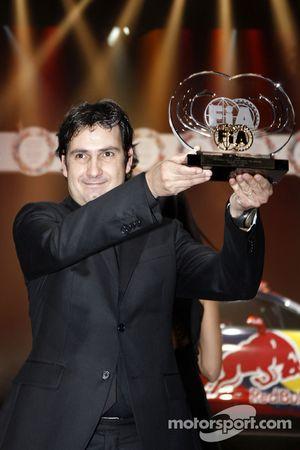 FIA World Rally champion co-driver Daniel Elena