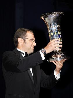 FIA Formula 1 World Championship winning constructor Ferrari Team director Stefano Domenicali