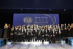 All the FIA trophy winners