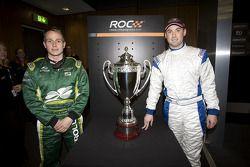 Adam Carroll et Gareth McHale