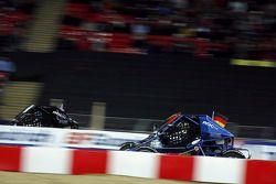 Eliminatoires, course 8: Sebastian Vettel vs Troy Bayliss