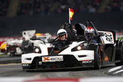 Éliminatoires, course 2: Jaime Alguersuari