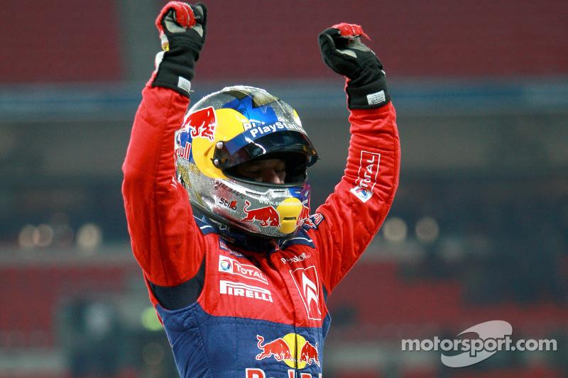 Race of Champions 2008 : Sébastien Loeb
