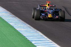 Brendon Hartley, piloto de pruebas, Red Bull Racing