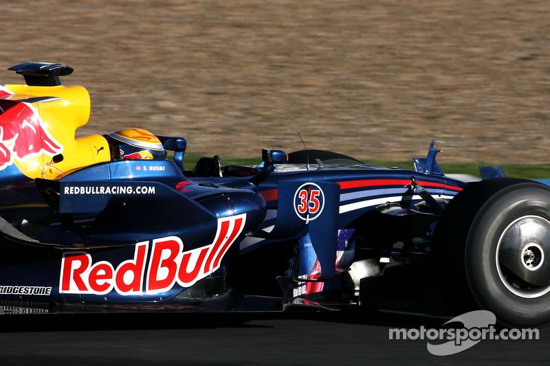 Vettel virou titular da Toro Rosso