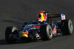 Brendon Hartley, testrijder Red Bull Racing