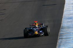 Brendon Hartley, pilote d'essai s Red Bull Racing
