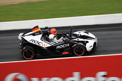 Semifinal, carrera 3: Michael Schumacher