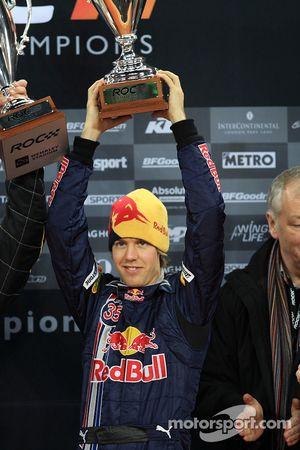 Finale: le vainqueur de la Nations Cup Sebastian Vettel