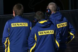 Les techiniens Renault