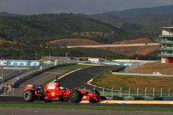 Luca Badoer, Scuderia Ferrari
