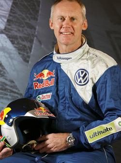 Volkswagen Motorsport: co-driver Ralph Pitchford