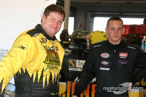 Test à Daytona en décembre