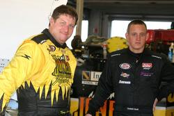Terry Jones and Dominick Casola