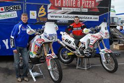 Fret-Motorsport: David Frétigné et David Barrot