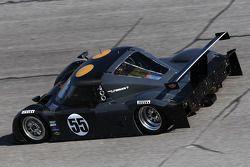 #55 LevelFive Motorsports BMW Riley: Christophe Bouchut, Scott Tucker, Ed Zabinski