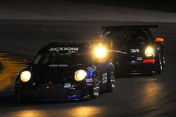 #65 TRG Porsche GT3: Marco Holzer, Bryce Miller, John Potter, Craig Stanton, #31 Matt Connolly Motor