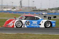#02 Chip Ganassi Racing with Felix Sabates Lexus Riley: Scott Dixon, Dario Franchitti
