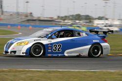 #32 PR1 Motorsports Pontiac GXP.R: Patrick Barrett, Mike Forest, Thomas Merrill, Al Salvo, Jeff West