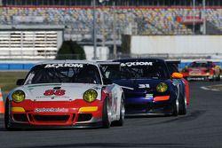 #88 Farnbacher Loles Racing Porsche GT3: Steve Johnson, Dave Lacey, Robert Nearn, Richard Westbrook