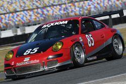 #85 Farnbacher Loles Racing Porsche GT3: Michael Gomez, Daniel Graeff, Wolf Henzler, Ron Yarab Jr.