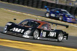 #09 Spirit of Daytona Racing Porsche Coyote: Guy Cosmo, Jason Pridmore, Scott Russell, Jeff Ward