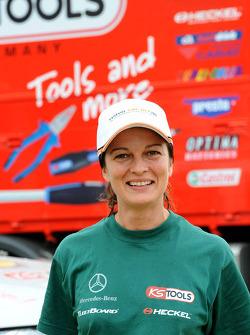 Team FleetBoard Mercedes-Benz: Antonia de Roissard