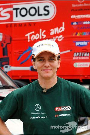 Team FleetBoard Mercedes-Benz: Ellen Lohr
