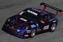 #65 TRG Porsche GT3: Marco Holzer, Bryce Miller, John Potter, Craig Stanton