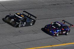 #55 LevelFive Motorsports BMW Riley: Christophe Bouchut, Scott Tucker, Ed Zabinski, #65 TRG Porsche GT3: Marco Holzer, Bryce Miller, John Potter, Craig Stanton