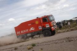 #505 Ginaf X2223: Gerard De Rooy, Tom Colsoul et Marcel Van Melis