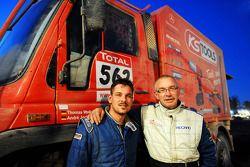 Thomas Wallenwein et Andre Jockusch