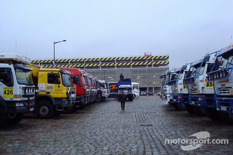 Rally Dakar 2008