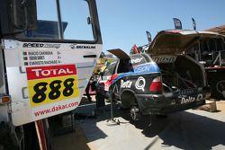 #347 BMW X5 CC de Ricardo Leal Dos Santos et Pedro Pires Lima