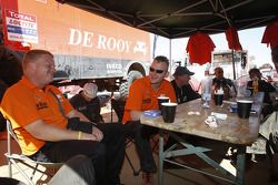 Tom Colsoul and Gerard De Rooy