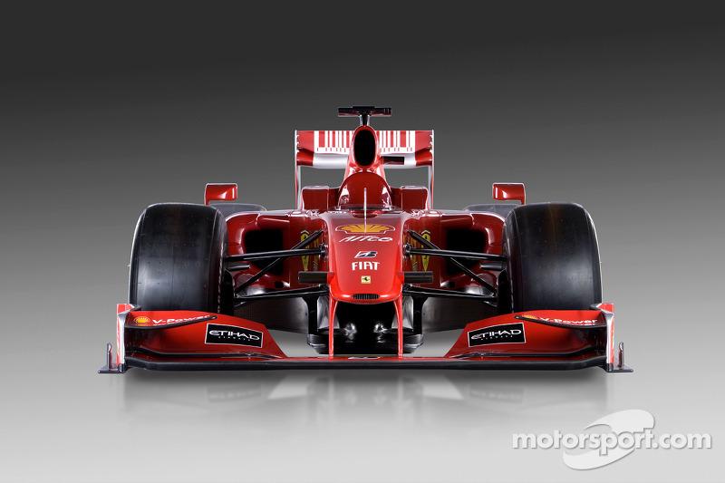 The new Ferrari F60