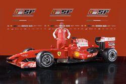 Marc Gene ve yeni Ferrari F60